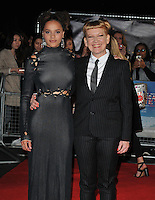 Sasha Lane and Andrea Arnold at the &quot;American Honey&quot; 60th BFI London Film Festival special presentation screening, Odeon Leicester Square cinema, Leicester Square, London, England, UK, on Friday 07 October 2016.<br /> CAP/CAN<br /> &copy;CAN/Capital Pictures /MediaPunch ***NORTH AND SOUTH AMERICAS***