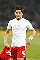 "Tomoaki Makino (Koln), March 11, 2011 - Football : Germany ""Bundes Liga"" match between Koln and Hannover 96 at the Rhein Energie Stadium on March 11, 2011 in koln, Germany. (Photo by AFLO) [3604]"