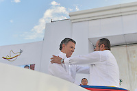 Colombia Acuerdo Paz / Peace Agreement, Cartagena Colombia - Farc. Septiembre 2016