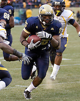 November 28, 2008. Pitt running back LeSean McCoy (25).  The Pitt Panthers defeated the West Virginia Mountaineers 19-15 on November 28, 2008 at Heinz Field, Pittsburgh, Pennsylvania.