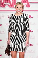 LONDON, UK. November 24, 2016: Ellie Harrison at the 2016 ITV Gala at the London Palladium Theatre, London.<br /> Picture: Steve Vas/Featureflash/SilverHub 0208 004 5359/ 07711 972644 Editors@silverhubmedia.com