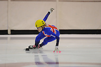 SCHAATSEN: HEERENVEEN; okt-2014, IJstadion Thialf, Shorttrack Invitation Cup Thialf, ©foto Martin de Jong