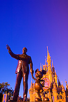 Images shot at Disney World, Orlando, Florida
