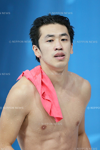 Sho Sakai (JPN), JULY 30, 2015 - Diving : 16th FINA World Championships Kazan 2015 Men's 3m Springboard Preliminary at Aquatics Palace in Kazan, Russia. (Photo by Yohei Osada/AFLO SPORT)