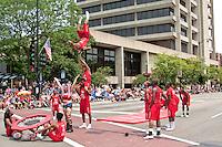 Skokie, Illinois 4th of July Parade 2015
