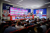 USMNT Press Conference, Sao Paulo, Wednesday, July 2, 2014