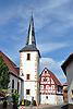 Evangelische Kirche und Rathaus von Kettenheim