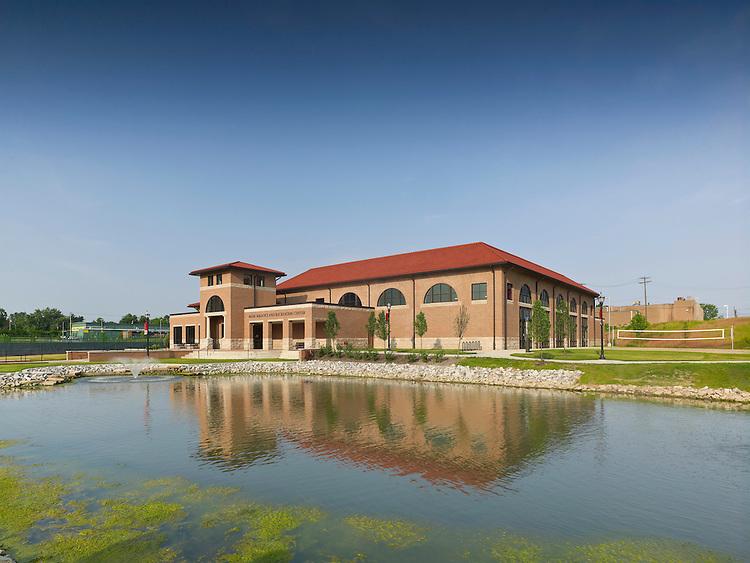 Meek Aquatic Center Recreation Center Brad Feinknopf