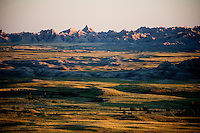 Scenes from Badlands National Park - South Dakota