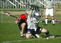 Boys Lacrosse vs Pike 5-11-09