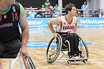 November 18 2011 - Guadalajara, Mexico:   Chad Jassman of Team Canada in the CODE Alcalde Sports Complex at the 2011 Parapan American Games in Guadalajara, Mexico.  Photos: Matthew Murnaghan/Canadian Paralympic Committee