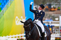 01-EQUESTRIAN: 2016 Rio Olympic Games