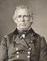 BNPS.co.uk (01202 558833)<br /> Pic: Wikipedia<br /> <br /> 12th President Zachary Taylor.<br /> <br /> American buyers will be rushing to view Coton Hall near Bridgnorth in Shropshire...<br /> <br /> For the quintessential English estate, complete with ruined chapel, is actually the ancestral home to two founding fathers, a legenday civil war confederate general and even the 12th  President of the United States.<br /> <br /> Coton Hall was the ancestral home of the Lee family, who following Richard Lee's move to the fledgling colony of Virginia in 1639, produced one of America's most influential dynastys - with two members signing the Declaration of Independence in 1776, Zachary Taylor, the twelve President, and most famously Confederate General Robert E Lee.<br /> <br /> The picturesque property is now on the market with Savills for &pound;2.25million.