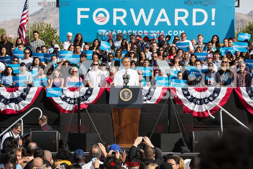 LAS VEGAS, NV - November 1: Sheila E pictured at Eva Longoria & Barack Obama Grassroots Rally on November 1, 2012 in Las Vegas, Nevada.  Photo by: Kabik/Starlitepics/MediaPunch Inc. /NortePhoto