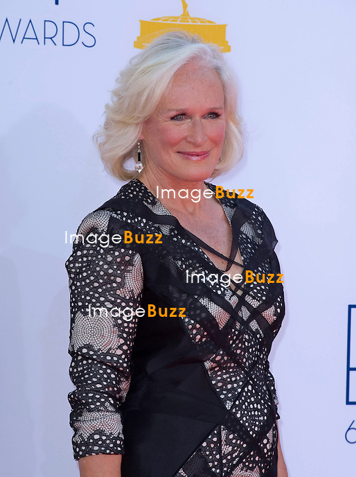 GLEN CLOSE_64TH PRIME TIME EMMY AWARDS.Nokia Theatre Live, Los Angeles, September 23, 2012..
