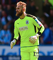 Huddersfield Town's Joel Coleman<br /> <br /> Photographer Andrew Vaughan/CameraSport<br /> <br /> The EFL Sky Bet Championship Play-Off Semi Final First Leg - Huddersfield Town v Sheffield Wednesday - Saturday 13th May 2017 - The John Smith's Stadium - Huddersfield<br /> <br /> World Copyright &copy; 2017 CameraSport. All rights reserved. 43 Linden Ave. Countesthorpe. Leicester. England. LE8 5PG - Tel: +44 (0) 116 277 4147 - admin@camerasport.com - www.camerasport.com