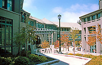 Charles Moore: School of Business, U.C. Berkeley.  Photo '98.