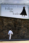 SCOTTISH WIDOWS STAKEHOLDER PENSIONS AD..20/04/01.PICTURE BY GARY DOAK..