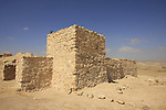 Tel Arad in the Negev