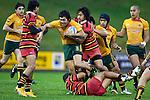 100721 Counties Manukau First XV rugby - Pukekohe High vs Manurewa High