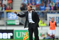 VOETBAL: HEERENVEEN: 15-09-2013, Abe Lenstra Stadion, SC Heerenveen-FC Groningen, Marco van Basten (trainer/coach), ©foto Martin de Jong
