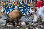 San Fermin Running of the Bulls - Day 3