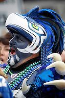 Seahawks vs 49ers - fan yell