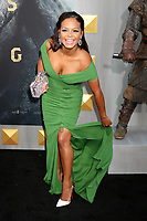 """HOLLYWOOD, CA - MAY 8: Christina Milian at the premiere Of Warner Bros. Pictures' """"King Arthur: Legend Of The Sword"""" at the TCL Chinese Theatre In California on May 8, 2017. Credit: David Edwards/MediaPunch"""