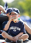 _2MP1817..2012 FTB vs Weber State University..BYU - 45.Weber State - 6. .Photo by Jonathan Hardy/BYU..September 8, 2012..© BYU PHOTO 2012.All Rights Reserved.photo@byu.edu  (801)422-7322