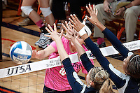 131018-Rice @ UTSA Volleyball
