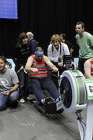 Birmingham, Great Britain, Men's LTA Open, Stephen O'DOWD, at the 2008 British Indoor Rowing Championships, National Indoor Arena. on  Sunday 26.10.2008 . [Photo, Peter Spurrier/Intersport-images] .