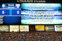 Brazil vs. Honduras, November 16, 2013
