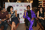 Malcolm-Jamal, Tracee Ellis Ross, Anna Maria Horsford and Melissa De Sousa Attend Meet the Cast of BET's Reed Between The Lines at Foot Locker Time Square, NY  10/10/11