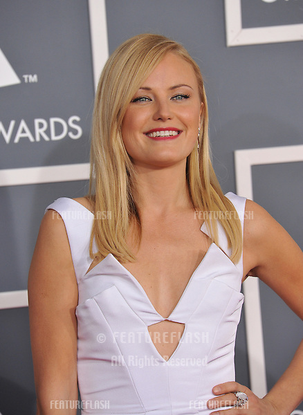 Malin Akerman at the 54th Annual Grammy Awards at the Staples Centre, Los Angeles..February 12, 2012  Los Angeles, CA.Picture: Paul Smith / Featureflash