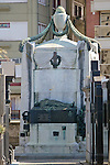 Manuel Quintana Tomb 1835-1906, President of Argentina  1904-1906, La Recoleta Cemetery
