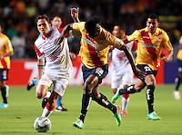 Monarcas Morelia V.S. Independiente Santa Fe 28-01-2014