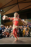 New Zealand, North Island, Wellington, fashion show for WOW World of Wearable Art. Photo copyright Lee Foster. Photo #126647
