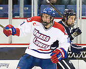 Matt Ferreira (Lowell - 17), ? - The visiting University of New Hampshire Wildcats defeated the University of Massachusetts-Lowell River Hawks 3-0 on Thursday, December 2, 2010, at Tsongas Arena in Lowell, Massachusetts.