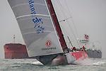 Volvo Ocean Race 2015 Leg 3 Abu Dhabi to Sanya - Singapore