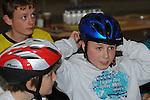 Cycling - Welsh Lamb Geraint Thomas event Day - Hybu Cug CYMRU -  Monday 5th November 2012 - Newport Velodrome - Newport..© CameraSport - 43 Linden Ave. Countesthorpe. Leicester. England. LE8 5PG - Tel: +44 (0) 116 277 4147 - admin@camerasport.com - www.camerasport.com