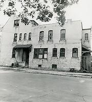 1969 September 05..Conservation.Ghent (R-43)..631 Raleigh Avenue..Millard Arnold.NEG# MDA69-91-12.NRHA#..