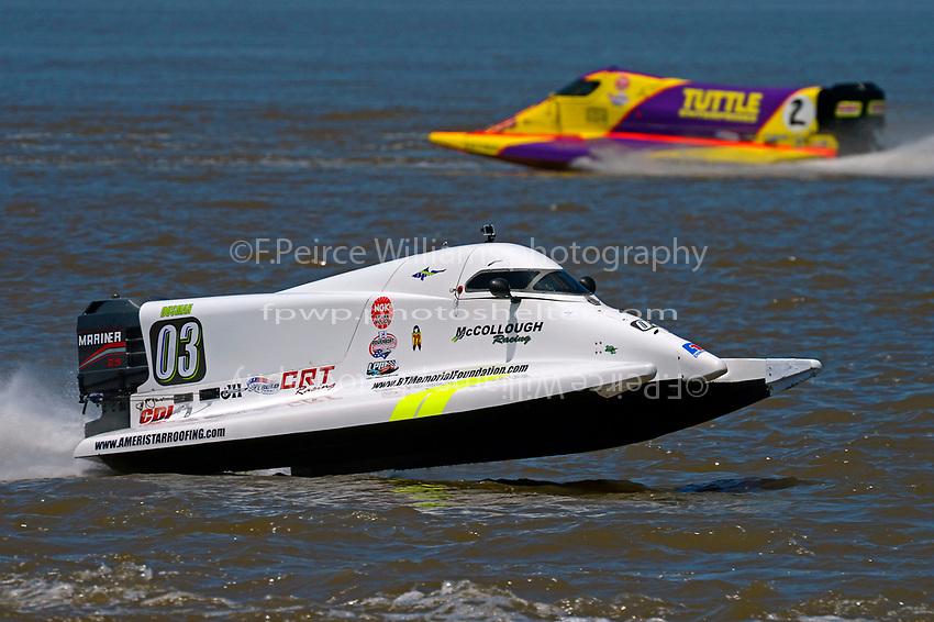 Dustin Terry (#03)           (Formula 1/F1/Champ class)