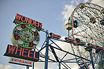 The Fourth Annual History Day at Deno's Wonder Wheel Amusement Park and The Coney Island History Project, has family fun music, history, and entertainment at historic Coney Island. The theme of this year's festivities was the return of the Astroland Rocket.