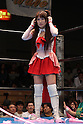 Moeka Haruhi, OCTOBER 3, 2010 - Pro Wrestling :..Pro Wrestling WAVE event at Korakuen Hall in Tokyo, Japan. (Photo by Yukio Hiraku/AFLO)