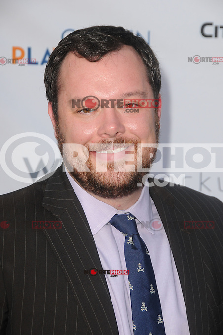 Michael Gladis at the 'Backstage at The Geffen Fundraiser honoring Carol Burnett and Jim Gianopulos at the Geffen Playhouse in Los Angeles, California. June 4, 2012. © mpi35/MediaPunch Inc.  ***NO GERMANY***NO AUSTRIA***