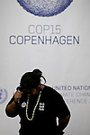 Leah Wickham, from Fiji, breaks into tears on the opening day of the Copenhagen summit.  TckTckTck - an unprecedented alliance of civil society organisations - delivered its petition which more than 10 million people have signed, calling for world leaders to seal a fair, ambitious and binding climate deal at the talks. 15 young people from around the world held large scale &quot;building blocks&quot; which spell out &quot;10 million people expect a fair, ambitious and binding deal&quot; to show world leaders that all the elements required for an effective climate treaty are present. Young people from around the world handed over the petition to UNFCCC Executive Secretary Yvo de Boer and Danish Climate Minister and the President of COP15 Connie Hedegaard. Leah Wickham, from Fiji, spoke briefly on behalf of the 10 million people expecting a real deal at Copenhagen.