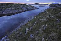Sleneset, Helgeland, Norway.