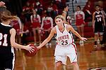 Olivet Women's Basketball vs Kalamazoo - 1.28.12