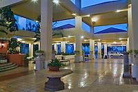 El Conquistador, Resort, Hotel, Dusk, Exterior, Las Croabas Fajardo, Puerto Rico, USA,  Caribbean; Island; Greater Antilles; Commonwealth Puerto Rico