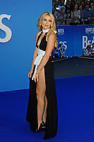 LONDON, ENGLAND - SEPTEMBER 15: Talia Storm attending the 'The Beatles: Eight Days A Week - The Touring Years'  World Premiere at Odeon Cinema, Leicester Square on September 15, 2016 in London, England.<br /> CAP/MAR<br /> &copy;MAR/Capital Pictures /MediaPunch ***NORTH AND SOUTH AMERICAS ONLY***